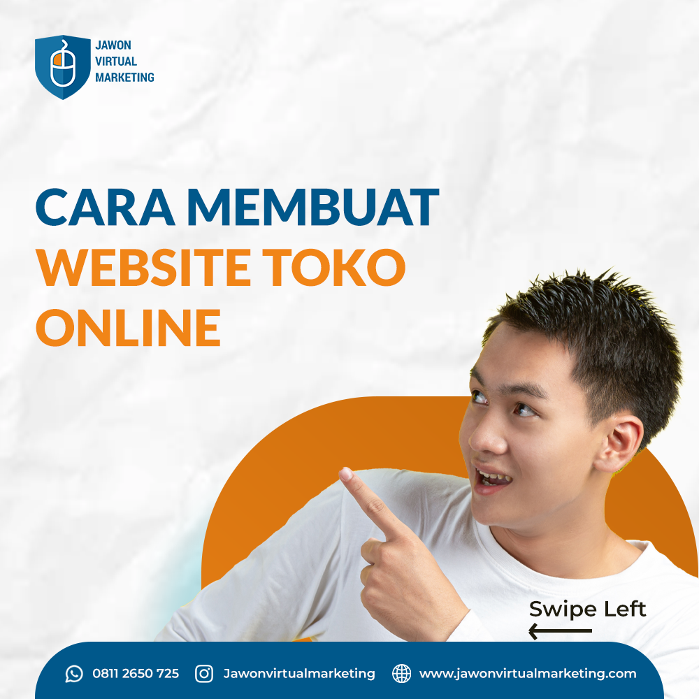Cara dan langkah membuat website