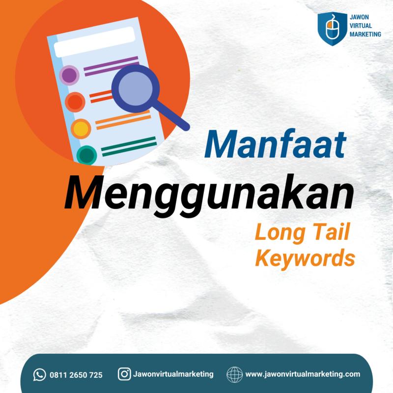 Manfaat long tail keywords