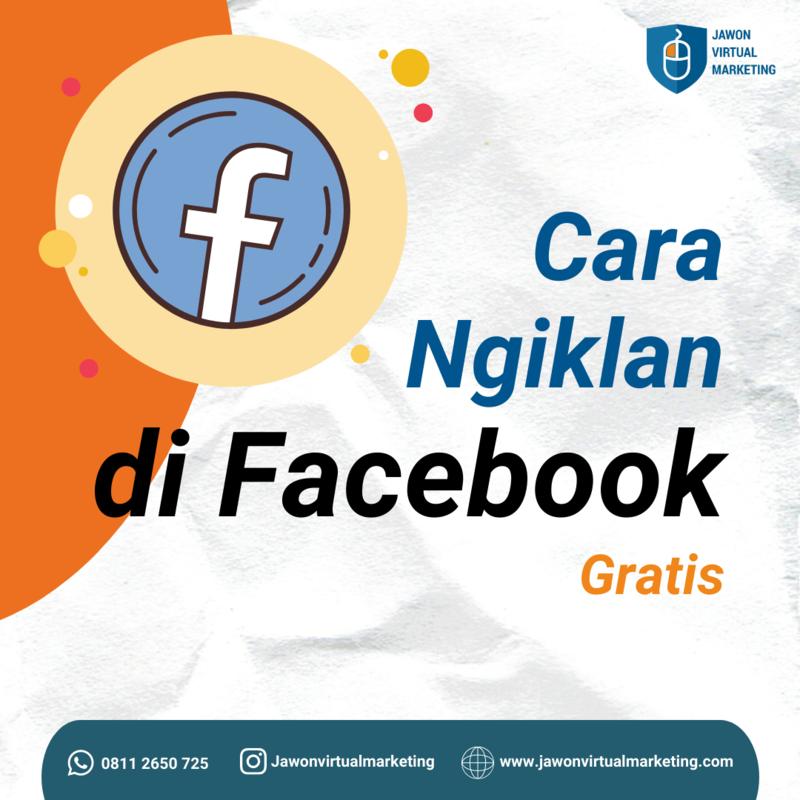 Cara ngiklan facebook marketplace