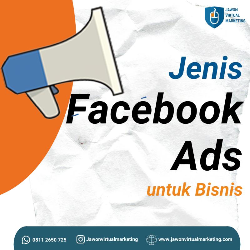 Jenis Facebook Ads