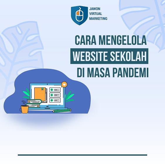 Cara Mengelola Website Sekolah